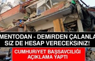 Elazığ Depremiyle İlgili 8 Ayrı Soruşturma Açıldı
