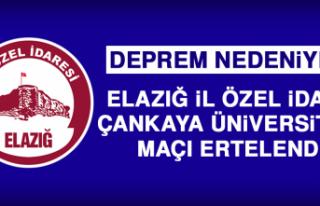 Elazığ İl Özel İdare - Çankaya Üniversitesi...