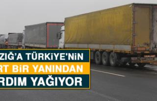 Elazığ'a Türkiye'nin dört bir yanından...