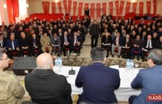Erzurum Valisi Memiş'ten terörle mücadelede kararlılık...