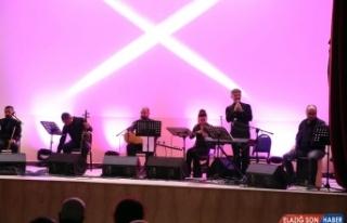 Kavaklıdere'de Türk Halk Müziği Ezgileri