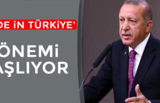'Made İn Türkiye' Dönemi Başlıyor