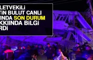 Milletvekili Metin Bulut Canlı Yayında Son Durum...