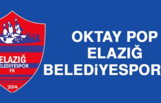 Oktay Pop; Elazığ Belediyespor'da