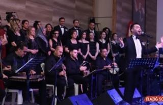 Alaşehir'de Türk Sanat Müziği konseri