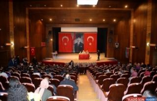 Azerbaycanlı Prof. Dr. Hacıyeva'dan
