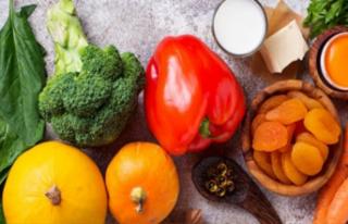 Bu Besinlerden Tüm Vitaminleri Alabilirsiniz