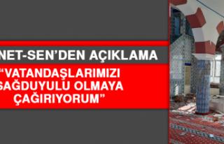 Diyanet-Sen'den Açıklama: Vatandaşlarımızı...