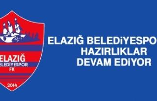 Elazığ Belediyespor'da Hazırlıklar Devam Ediyor