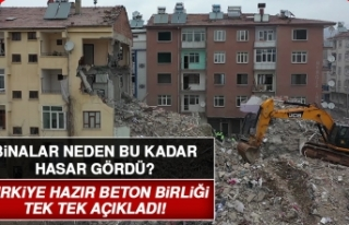 Elazığ'daki Binaların Neden Bu Kadar Hasar...
