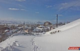 Erzurum-Bingöl kara yolu ulaşıma açıldı