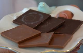 Günde İki Parça Bitter Çikolata Gripten Koruyor