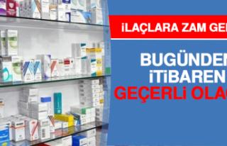 İlaç Fiyatlarında Kur Güncellemesi Yapıldı
