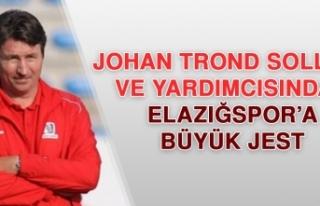 Johan Trond Sollied ve Yardımcısından Elazığspor'a...