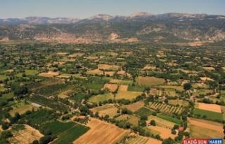 Karabağlar Yaylasına UNDP destekli proje