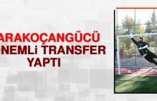 Karakoçangücü'nden 2 Önemli Transfer