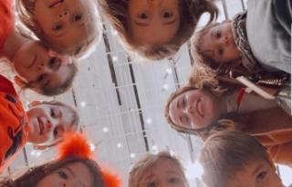 'Müzede Selfie Günü' yarışmasının kazananı...