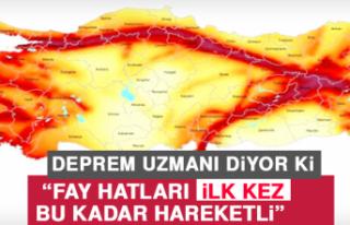 Prof.Dr. Ercan: 2020 Türkiye'nin Deprem Yılı...