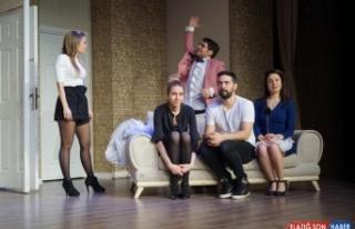 """""""Suit"""" adlı tiyatro oyunu Kapadokya Kültür..."""