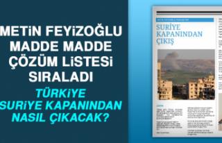 Türkiye Suriye kapanından nasıl çıkacak?