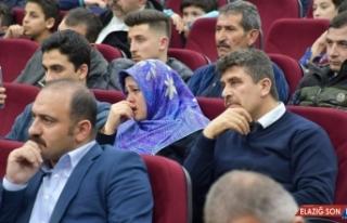 Ahmet Yenilmez anlattı, salondakiler duygulandı