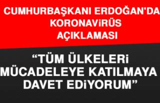 Cumhurbaşkanı Erdoğan'dan Corona Virüs Açıklaması:...