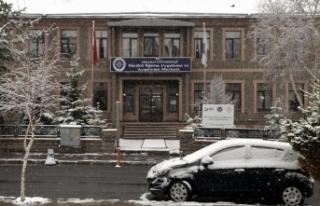 Ardahan'da 23 Nisan'da kar sürprizi