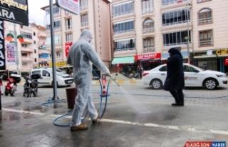 Doğu Anadolu'da kullanım alanları sık sık dezenfekte...