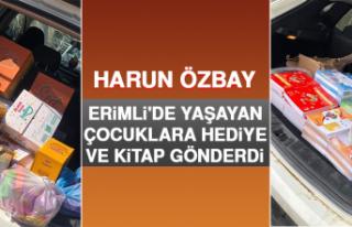 Harun Özbay, Erimli'de Yaşayan Çocukları...