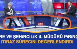 İl Müdürü Mustafa Pirinçci, Merak Edilen Soruları...
