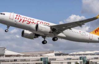 Pegasus, 1-15 Mayıs tarihlerindeki uçuşlarını...