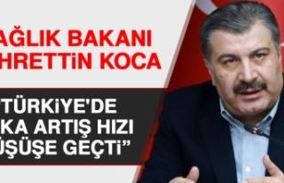 Sağlık Bakanı Fahrettin Koca, Koronavirüsle İlgili...