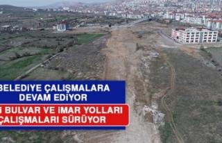 Şehrin Trafiğine Nefes Aldıracak Çalışmalar...