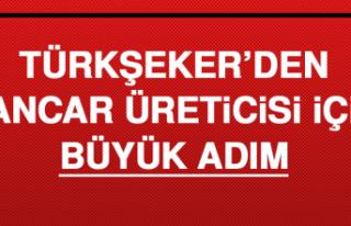 Türkşeker'den Pancar Üreticisi İçin Büyük...
