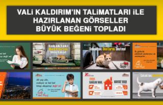 Vali Kaldırım'ın Talimatları İle Hazırlanan...