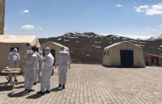 Virüsün Gizlendiği Mahallede Vaka Sayısı Yükseldi