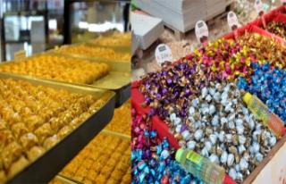 Bu Bayram Baklava ve Şeker Sektörünün İşleri...