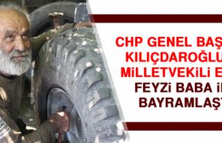 CHP Genel Başkanı Kılıçdaroğlu ve Milletvekili...