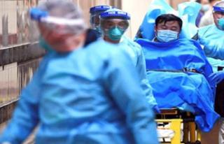 Dünya Sağlık Örgütü'ne uluslararası koronavirüs...