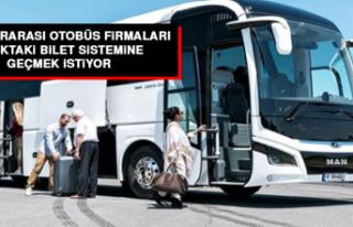 Şehirlerarası Otobüs Firmaları Uçaktaki Bilet...