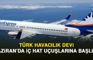 Türk Havacılık Devi, 4 Haziran'da İç Hat Uçuşlarına...