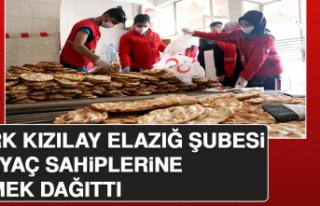 Türk Kızılay Elazığ Şubesi, İhtiyaç Sahiplerine...