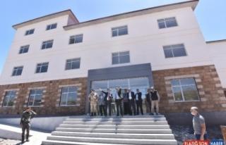 Ahlat'a 220 yataklı gençlik kampı
