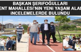 Başkan Şerifoğulları Ulukent Mahallesi'nin Yeni...