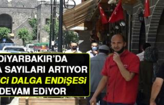 Diyarbakır'da Vaka Sayıları Artıyor, İkinci...