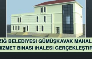 Elazığ Belediyesi Gümüşkavak Mahallesi Ek Hizmet...