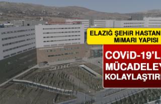 Elazığ Şehir Hastanesi'nin Mimarı Yapısı,...