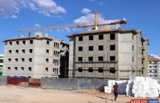 Elazığ'da depremzedelere ödenen kira yardımı...