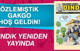 Elazığ'ın İlk Mizah Dergisi Dındik Yeniden...