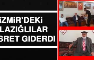 İzmir'deki Elazığlılar, Hasret Giderdi